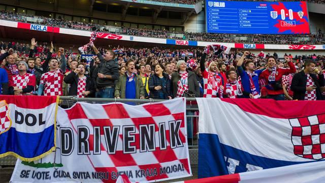 England v Croatia - UEFA Nations League - Group A4 - Wembley Stadium