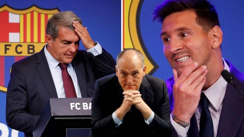 """""""Da je Barca prihvatila novac, Messi bi ostao u Barceloni..."""""""