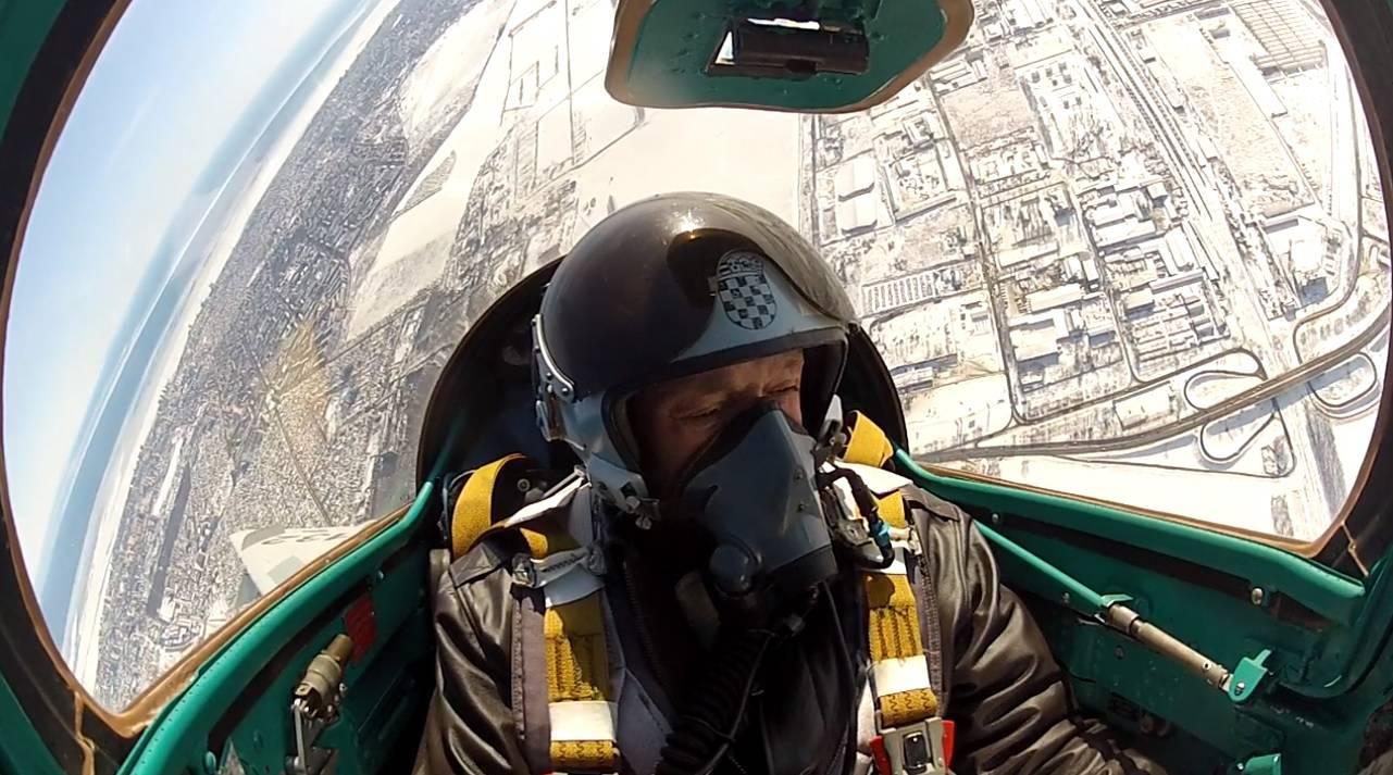 Selak: Laž je da nisam, iznad Ukrajine letio sam čak 39 puta