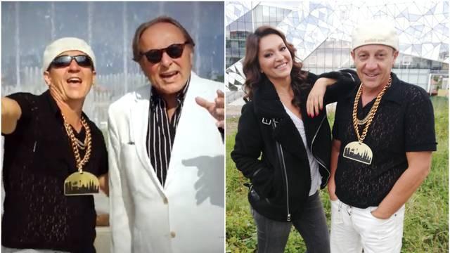 Soma Dollara i Ungar snimili su pjesmu, u spotu je i Nina Badrić