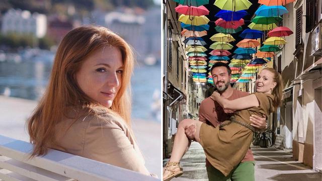 Glumica Nataša Janjić objavila fotke s mužem pa pratiteljima poručila: 'Ne pitajte me ništa'
