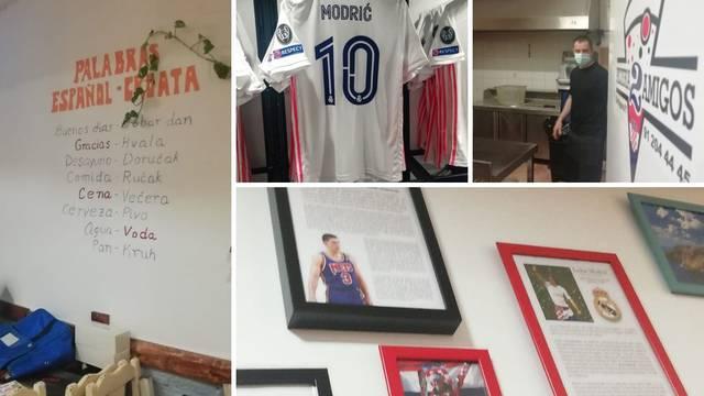Hrvati u Madridu: 'Kad igra Real, porastu nam narudžbe. Ali ni blizu kao prije pandemije'
