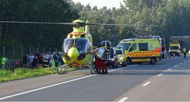 U nesreći poljskog autobusa u Mađarskoj jedan poginuo, 34 ozlijeđeno, teško stradalo dijete