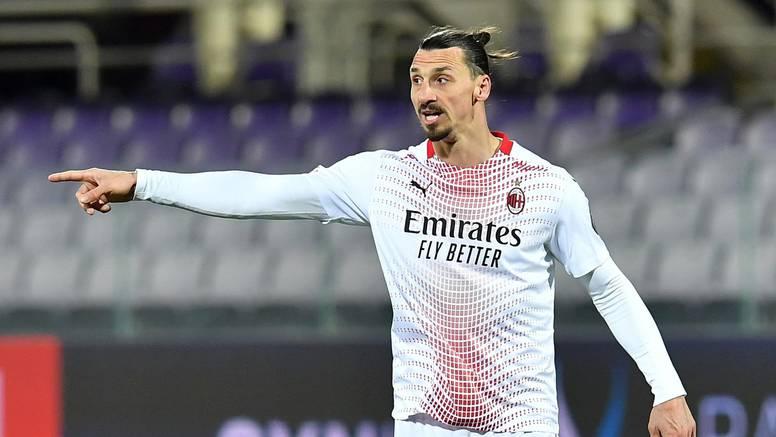 Težak udarac za Milan: Zlatan izgubljen do kraja sezone...