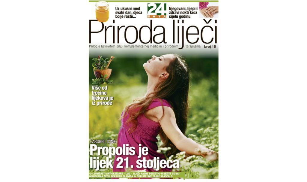 Otkrije čaroliju propolisa, lijeka budućnosti