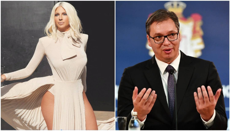 Karleuša moli Vučića: Riješite ovu nepravdu zbog moje djece