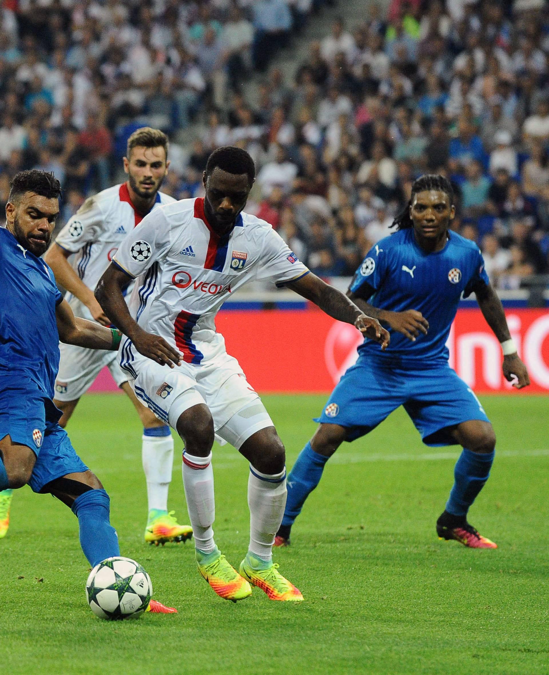 Olympique Lyonnais v Dinamo Zagreb