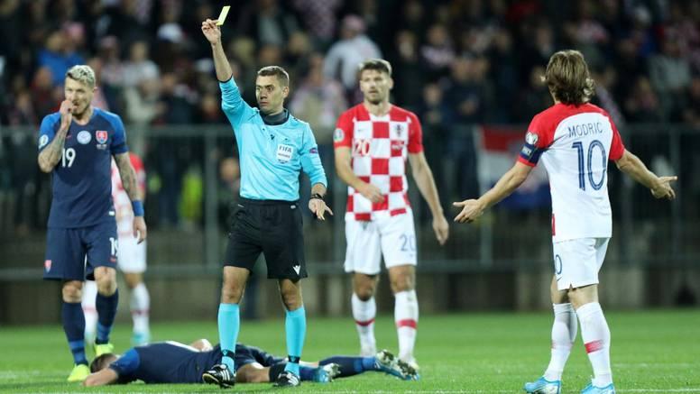 Kad on sudi, 'Vatreni' pobjeđuju 3-1: Turpin dijeli pravdu u Splitu