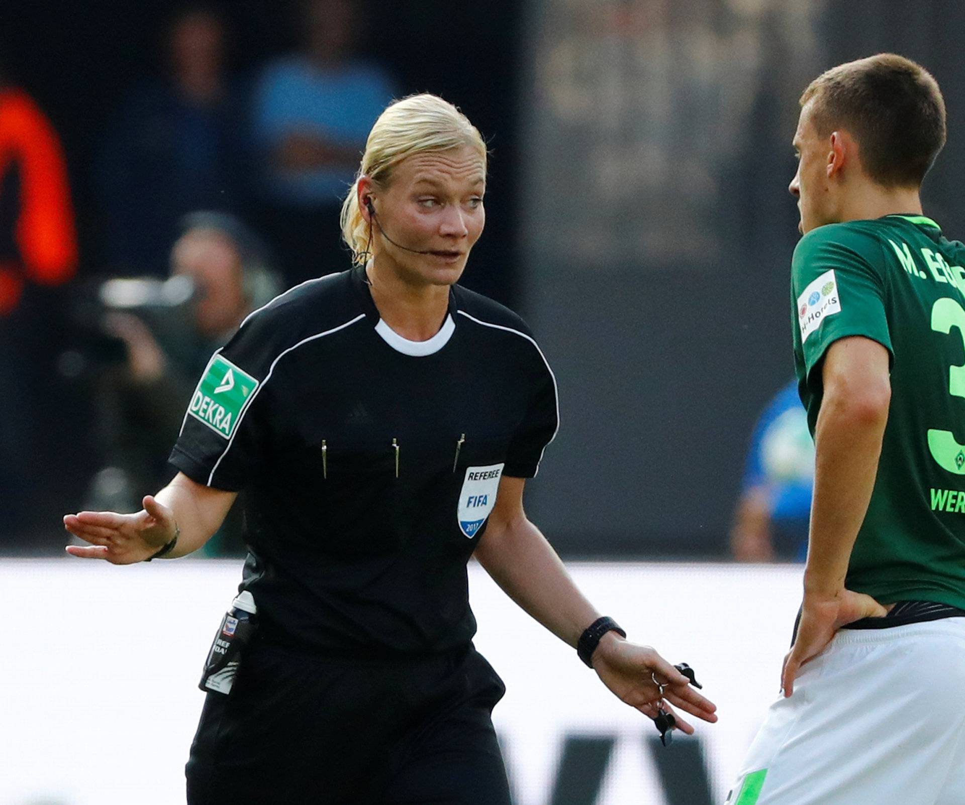 Bundesliga - Hertha BSC Berlin vs SV Werder Bremen