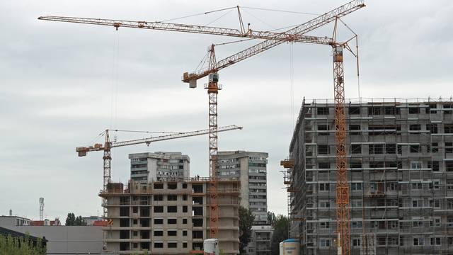Zagreb: Gradnja stambeno poslovne građevine na k.o. Črnomerec