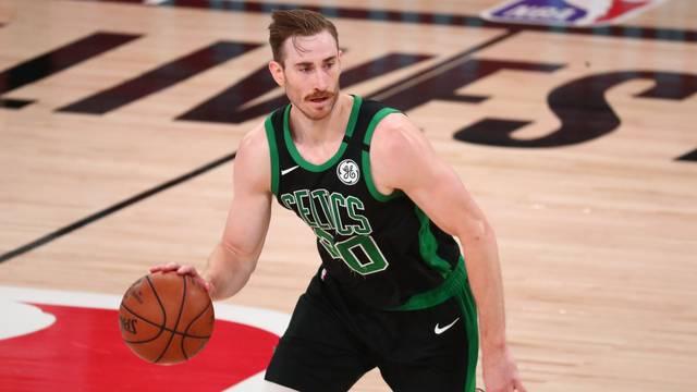 NBA: Playoffs-Miami Heat at Boston Celtics