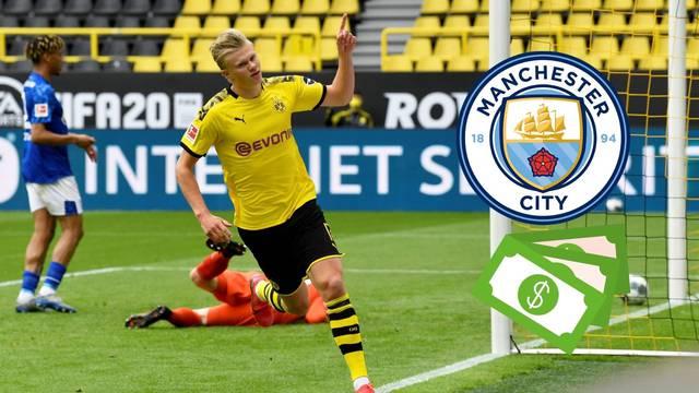 Manchester City ponovno ruši rekord: Uskoro stiže Haaland?