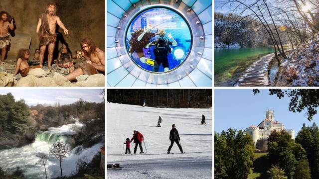Kamo za vikend? Od skijanja do izležavanja u termalnoj vodi