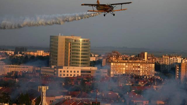U Osijeku zbog problema odgođeno tretiranje komaraca