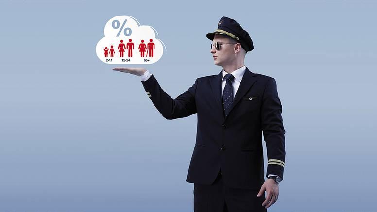 Posebna ponuda za djecu, mlade i putnike od 65. godine