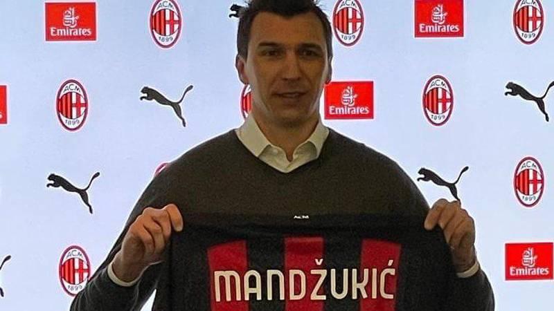 Čuvajte se, stoperi: Mario Mandžukić novi igrač Milana!