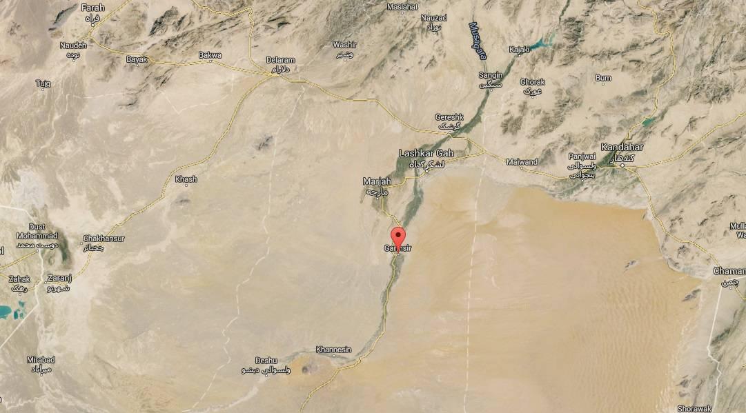 Azerbajdžanski avion srušio se u Afganistanu: Sedmero mrtvih