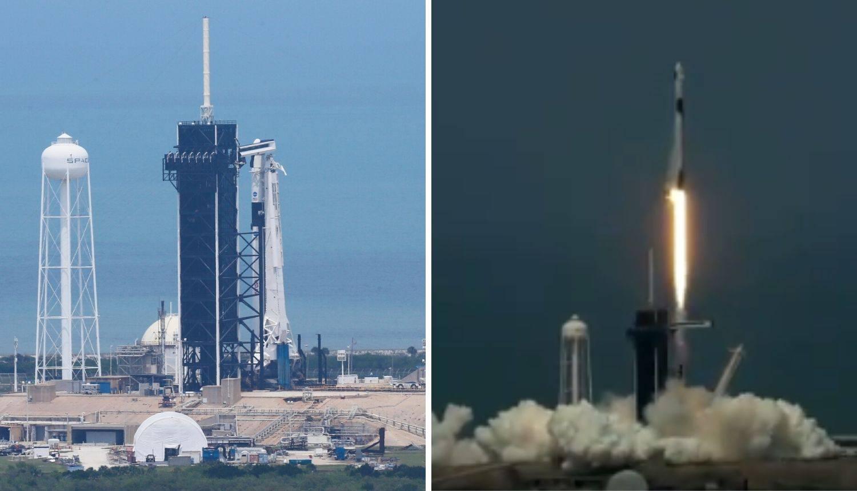 SpaceX prošao iznad Hrvatske 15 minuta nakon lansiranja