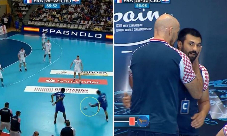 Trenutak koji je odredio finale i prelomio Davora Dominikovića