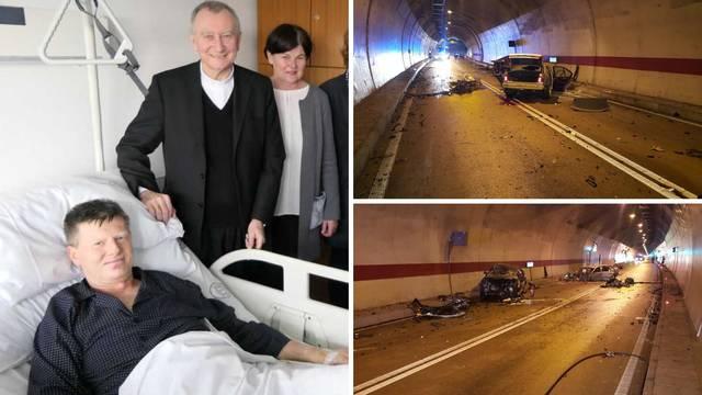 Mons. Ante Jozić se oporavlja: Posjetio ga papin tajnik Parolin