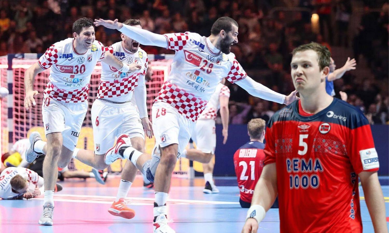 'Ne mogu pričati o tom porazu od Hrvatske, baš težak udarac'