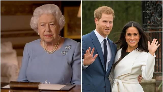 Kraljica uzvraća udarac: Javit će se naciji prije Harryja i Meghan