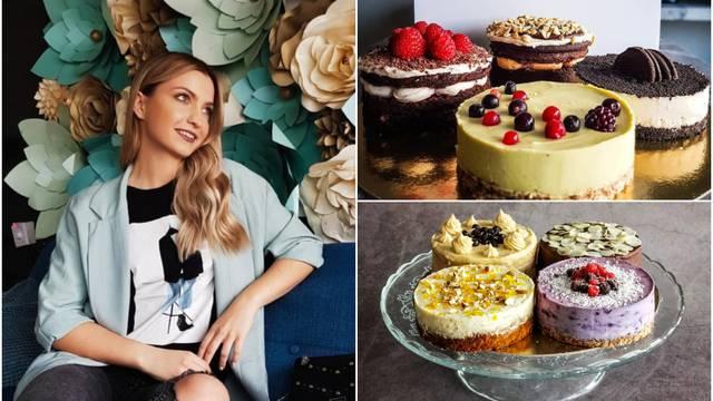 Jana (25) radi zdrave veganske torte: 'Neke okuse ne možete ni zamisliti dok ne probate komad'