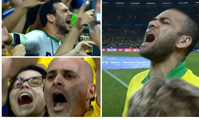 Za naježiti se: 60.000 ljudi u glas pjevalo brazilsku himnu