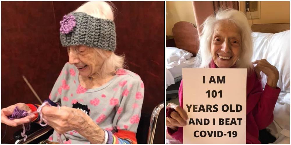 Angelina (101) je preboljela španjolsku gripu, rak i koronu