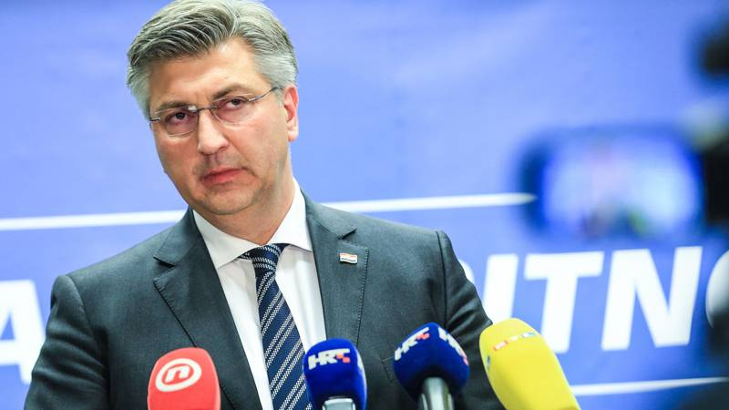 Plenković o izborima: Filipović je veliki dobitak za HDZ, bila je to tijesna utrka za drugo mjesto