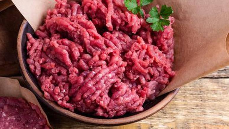U mljevenom mesu domaćeg porijekla pronađena salmonela