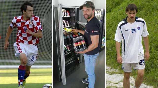 Igrao sam za Hajduk i mladu reprezentaciju, punio mreže, a sad punim aparate za kavu