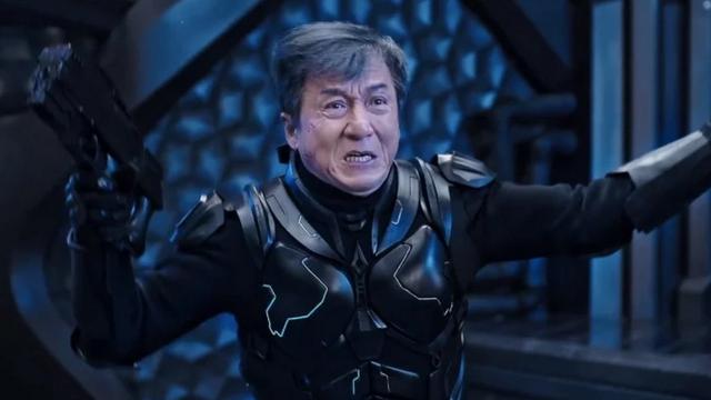 Jackie Chan u akciji: Postao je moderni tehno cyber-ratnik