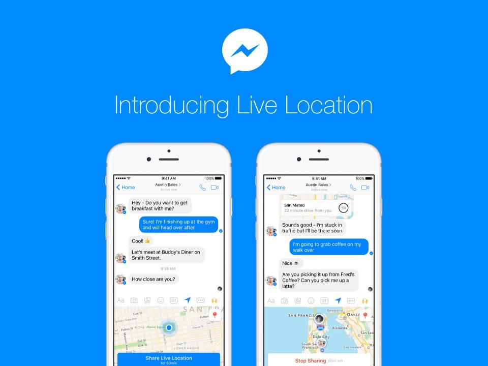 Prijatelji vas sada mogu još lakše uhoditi preko Messengera