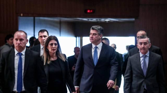 Zagreb: Predsjednik Milanović nazočio svečanoj promociji diplomanata Pravnog fakulteta
