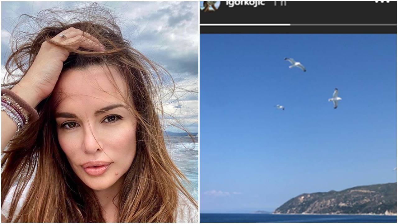 Severina i Igor uživaju na moru: 'Evo me doma, bolje sam odma'