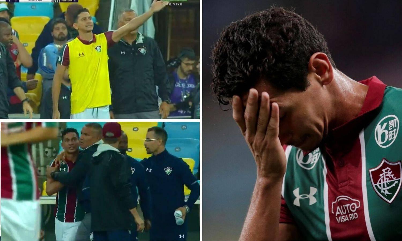 Bivši brazilski talent opsovao trenera, zatim 'vodio' momčad