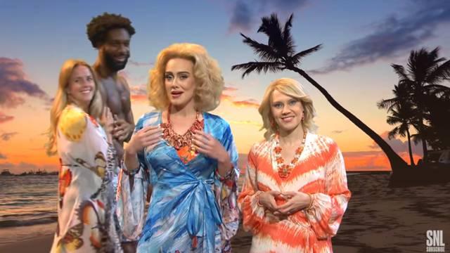 Adele naljutila fanove ulogom u skeču punom stereotipa o Africi