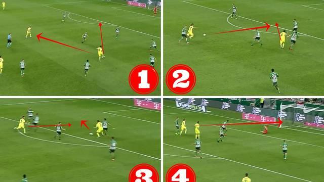 Gol koji je slomio Mađare: Kao na futsalu 'duplić Ademi-Olmo'