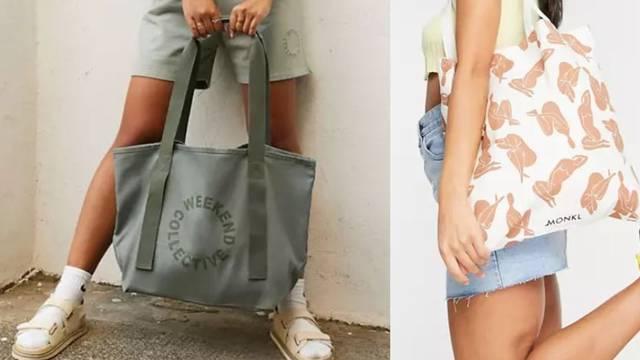 Velika platnena torba: Lagani modni dodatak u koji stane sve