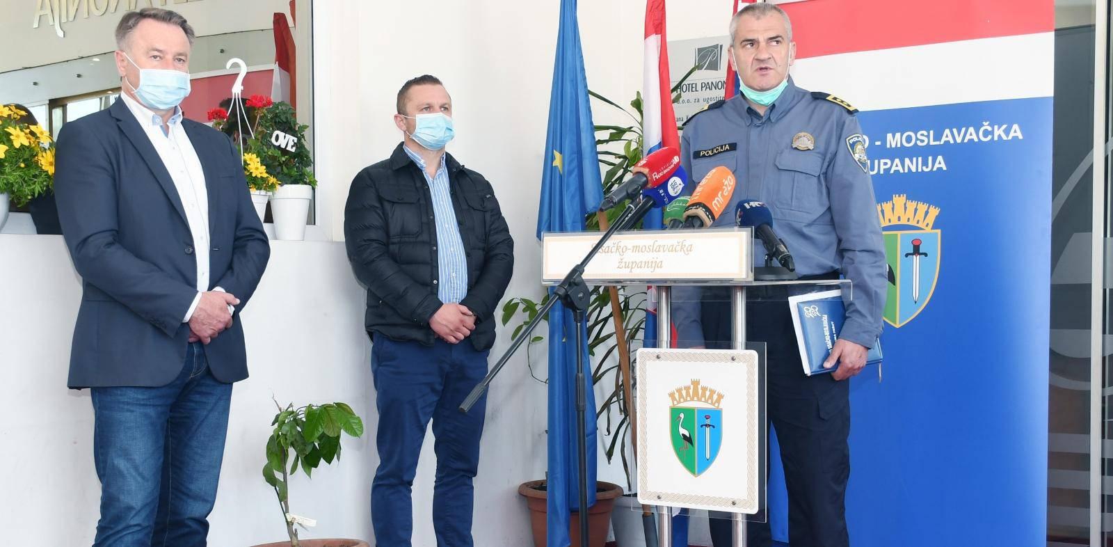U Sisačko-moslavačkoj županiji nema novih slučajeva oboljelih od koronavirusa