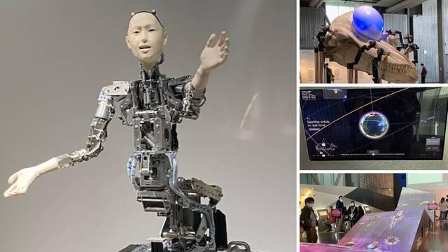 Oči u oči s androidima: Iskustvo Hrvata iz muzeja budućnosti