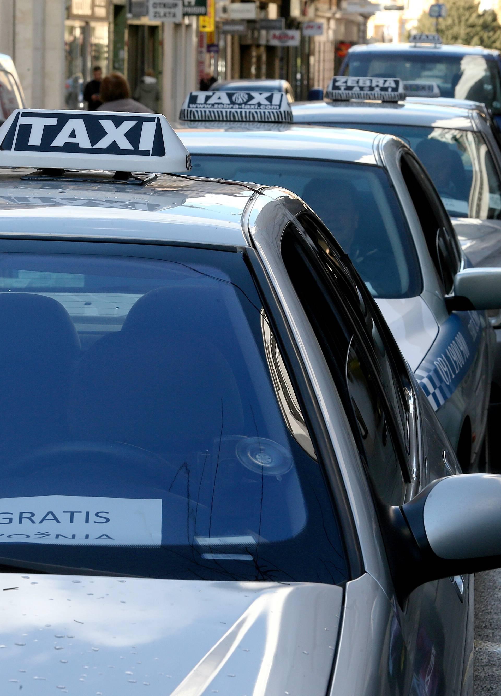 Razbojnici taksistu prerezali prste: 'Kako ću sada voziti?'