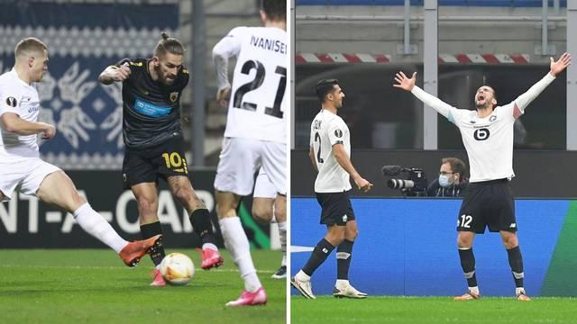 Dva gola Livaje; Milan izgubio nakon 8 mjeseci: Srušio ih Lille