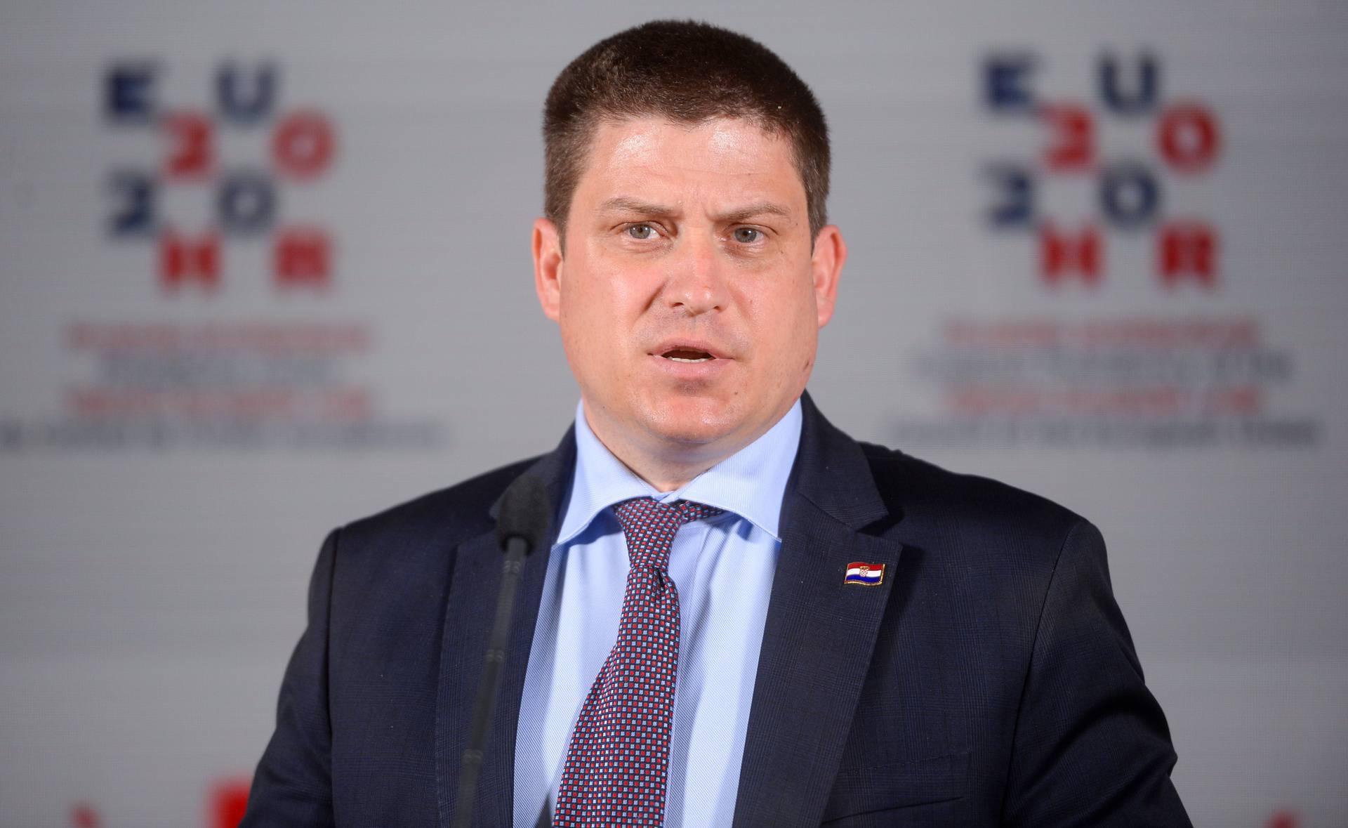Zagreb: Ministar Oleg Butković održao videokonferenciju s ministrima EU