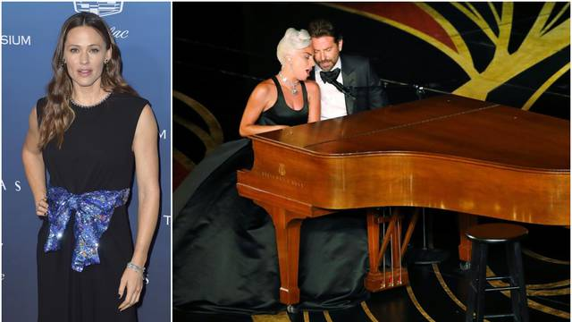 Ljubi Jennifer Garner: GaGa je paravan za drugu vezu Coopera