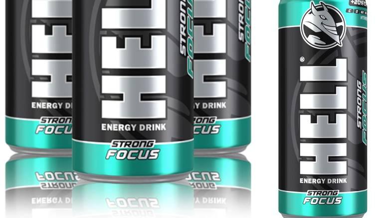 Novi opoziv: Iz dućana povlače energetsko piće Hell strong, u njemu možda ima pesticida