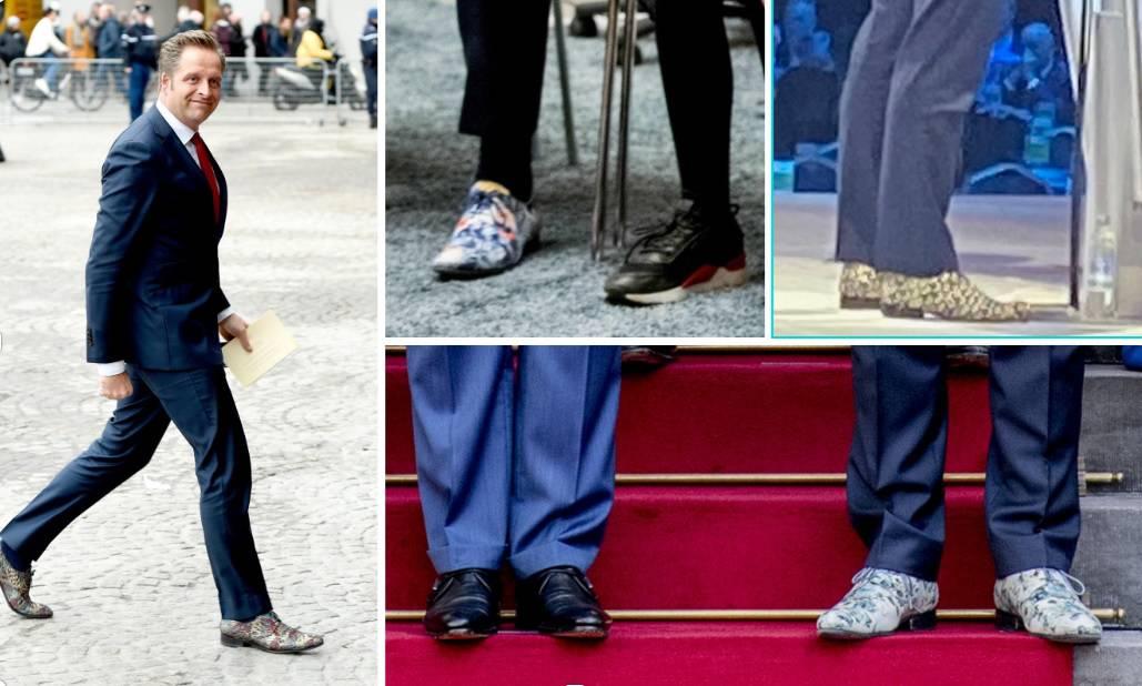 Mačak Hugo: Kažu da cipelama vrijeđa kralja, a on ima svoj đir