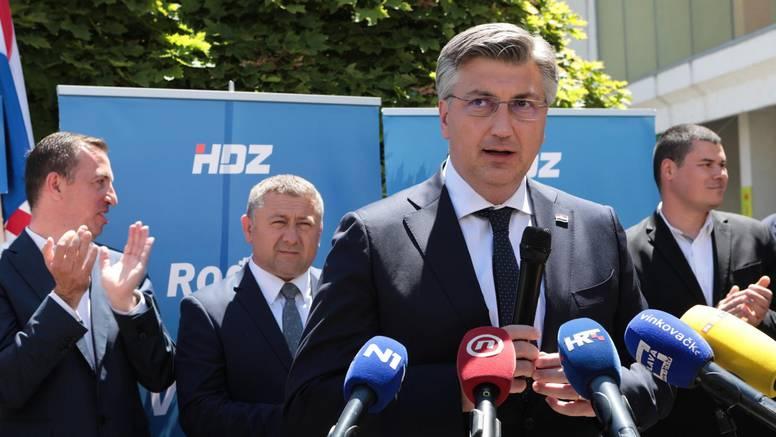 Plenković o huškanju: 'Ljevica sada plače, a Škoro je kao naivni pajac kojeg će pregaziti'