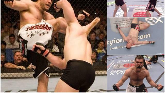 UFC se prisjetio najšokantnijeg nokauta u Cro Copovoj karijeri